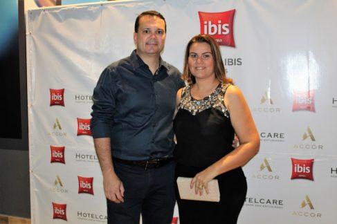 Presidente da FARCOM/TO prestigia inauguração do Hotel Ibis em Palmas
