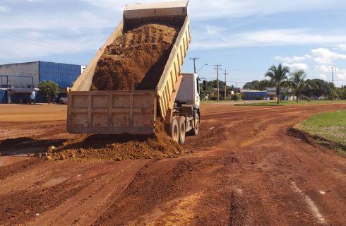Trabalhos de obras, manutenção e limpeza pública seguem durante a semana em Palmas