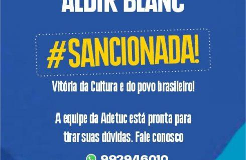 Lei Emergencial Aldir Blanc trará benefícios aos artistas e equipamentos culturais tocantinenses