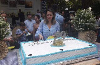 Palmas ganha festa de aniversário de 29 anos com bolo e piquenique coletivo