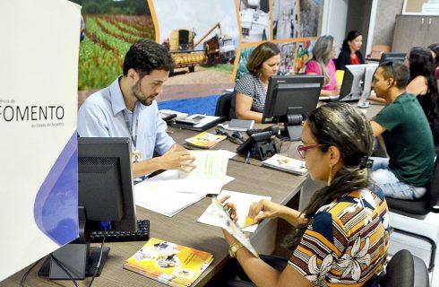 Agência de Fomento injeta mais de R$ 1 milhão na economia tocantinense