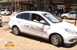 Prefeitura regulamenta instalação de taxímetro e preço das corridas em Araguaína