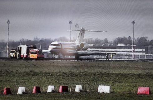 Aeroporto de Berlim fica fechado por duas horas após incidente com avião do governo alemão