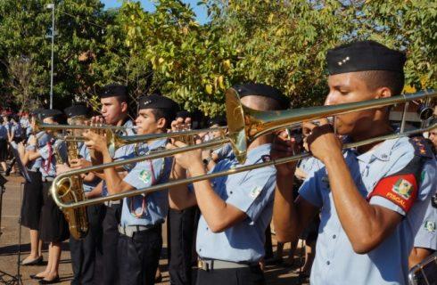 Teste vocacional para 35 vagas do ensino técnico em música é realizado nesta sexta, 8