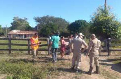 """Dia """"D"""" de Prevenção a Queimadas contabilizou 444 visitas nas zonas rurais"""