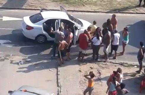 Investigação de carro fuzilado em Guadalupe ficará por conta das Forças Armadas