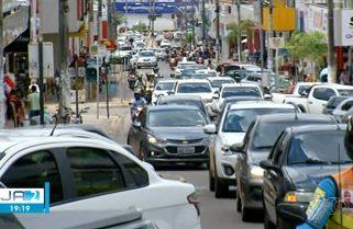 Em quatro anos, frota de veículos cresce cerca de 30% em Araguaína