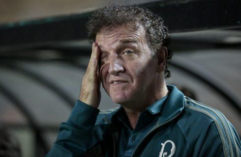 Cuca não é mais técnico do Palmeiras; Mano é favorito ao cargo