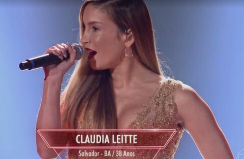 """Claudia Leitte vira candidata no """"The Voice"""", e Ivete pede: """"Fique no meu time"""""""