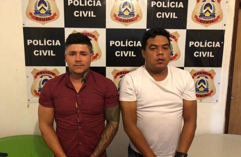 Colombianos suspeitos de agiotagem são presos com R$ 40 mil e tentam subornar policiais