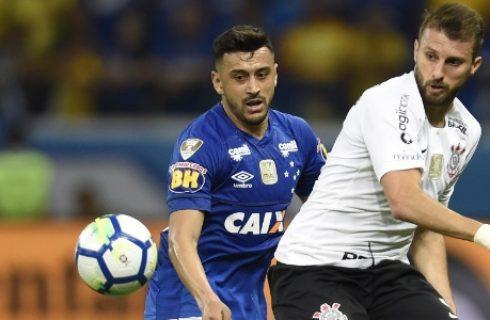 """Henrique diz que erro de árbitro mexeu com Corinthians: """"Divisor de águas"""" Comente"""