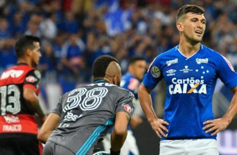 Cruzeiro envia notificação extrajudicial ao Flamengo por aliciar Arrascaeta 24