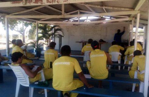 Cursos de especialização são ofertados a reeducandos em Palmas e Araguaína