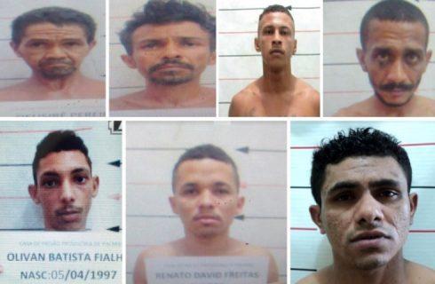 Sete presos fogem da Casa de Prisão Provisória de Palmas por buraco escavado em cela