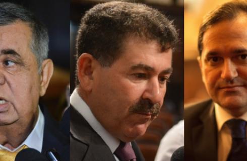 Deputados Picciani, Paulo Melo e Edson Albertassi deixam cadeia após decisão da Alerj