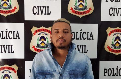 Preso homem suspeito de fornecer drogas a traficantes na região Sul do Tocantins