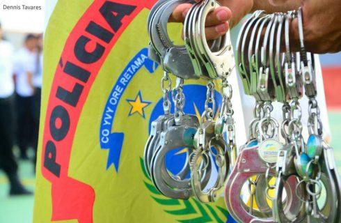 Suspeitos de furtar comércio são presos pela Polícia Civil em Pedro Afonso