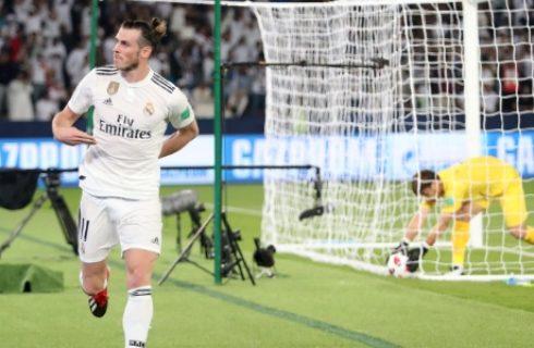 Real Madrid vence com três gols de Bale e avança à decisão do Mundial Comente