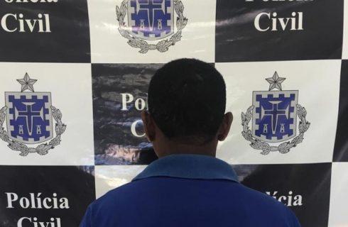Suspeito de estuprar filha de seis anos no Tocantins é preso na Bahia