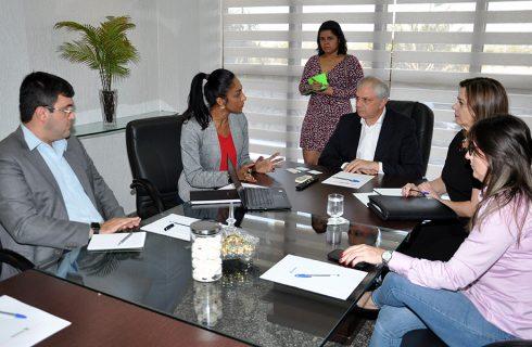 Governo do Estado e BNDES discutem parceria e financiamento de obras estruturantes
