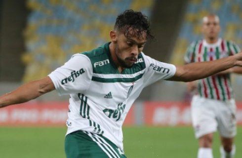 """Em noite de reencontro, Flu bate o Palmeiras e """"vence"""" Scarpa"""