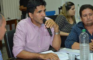 Vereadores reclamam da falta de comunicação de Geo, presidente da CPI do PreviPalmas