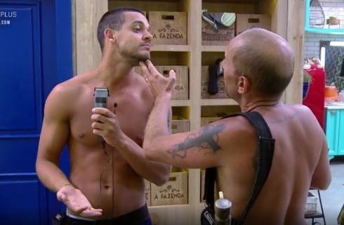 Peões comemoram anúncio da última festa do reality nesta terça-feira (11)