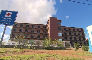 Pacientes com suspeita de meningite e H1N1 são internados no Hospital Geral de Palmas