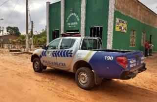 Caixas e aparelho de som são furtados de igreja em Araguaína