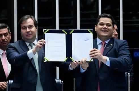 Promulgada Emenda Constitucional da reforma da Previdência