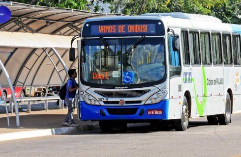 Ônibus extras reforçam acesso para o 'Capital da Fé', em Palmas