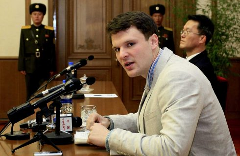 Coreia do Norte cobrou dos EUA conta de US$ 2 milhões por jovem em coma, diz jornal
