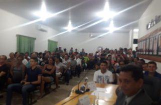 Vereadores convocam população na Lagoa para cassar prefeito: Nelsinho se defende