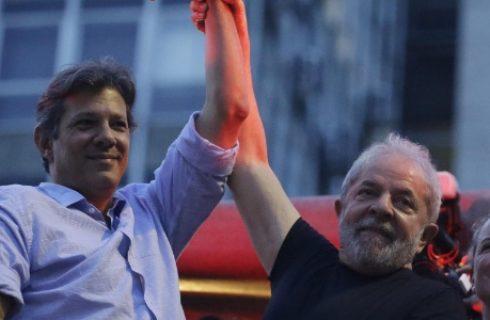Preso, Lula diz que Haddad será suas pernas e voz na campanha à Presidência 51