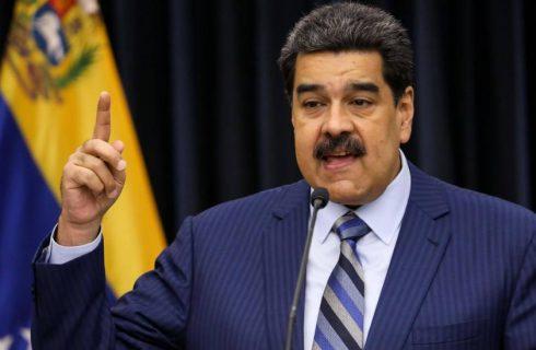 Maduro desafia Duque e promete armar civis venezuelanos