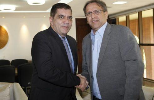 Amastha sela com Miranda apoio do MDB, acerta Vicentinho ao Senado e busca o PV
