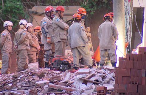 Bombeiros encontram mais três corpos em escombros na Muzema; número de mortos chega a 15