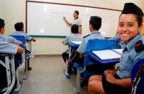 Previsão para publicar resultado do processo seletivo do Colégio Militar é adiada