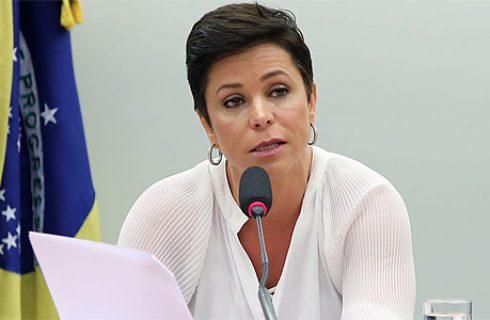 Filha de Roberto Jefferson, Cristiane Brasil será ministra do Trabalho