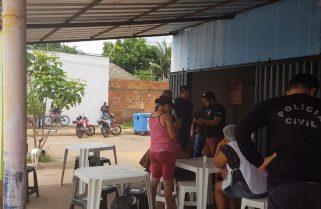 Mulher é atingida por tiros e morre dentro de restaurante na região sul de Palmas