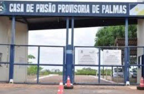 Presos dormem amontoados no banheiro e têm doenças de pele no presídio de Palmas, diz Defensoria