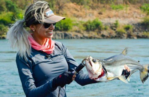 Tocantins é destaque no maior programa de pesca esportiva do Brasil, o Fish TV