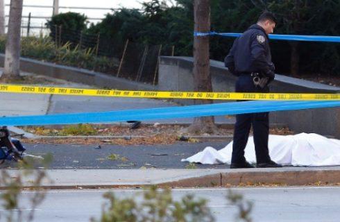 Veículo atropela ciclistas em Manhattan e deixa ao menos seis mortos
