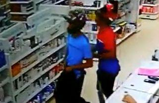 Ladrões invadem farmácia e roubam até salário de funcionário em Guaraí