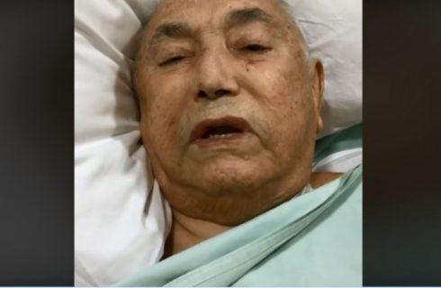 Siqueira permanece na UTI 5 dias após a cirurgia; quadro é estável, garante médicos