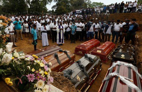 Sri Lanka revisa número de mortos em ataques para cerca de 250