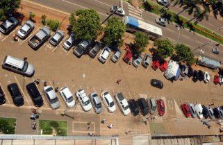 TCE concede cautelar determinando suspensão imediata do estacionamento rotativo