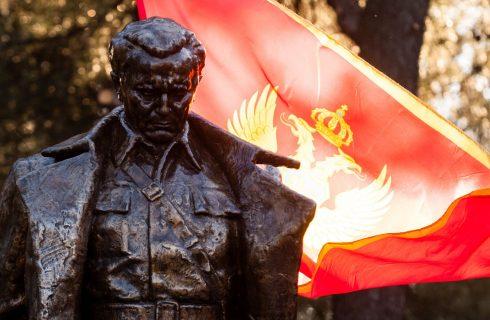 Montenegro inaugura monumento a ex-líder comunista iugoslavo Tito