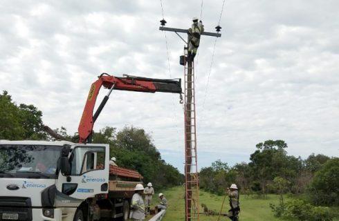 26 municípios do Tocantins recebem obras de melhorias e manutenções na rede elétrica