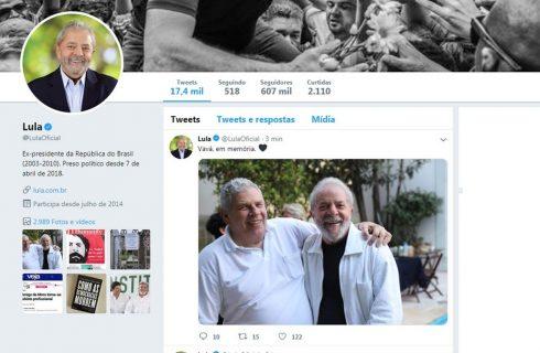 PF diz que não tem condição de liberar Lula para ir a velório do irmão